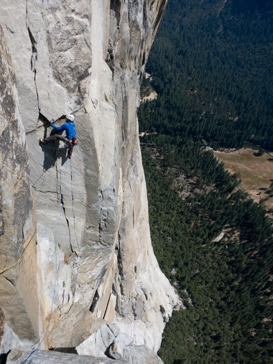 A picture from Yosemite by TENDON