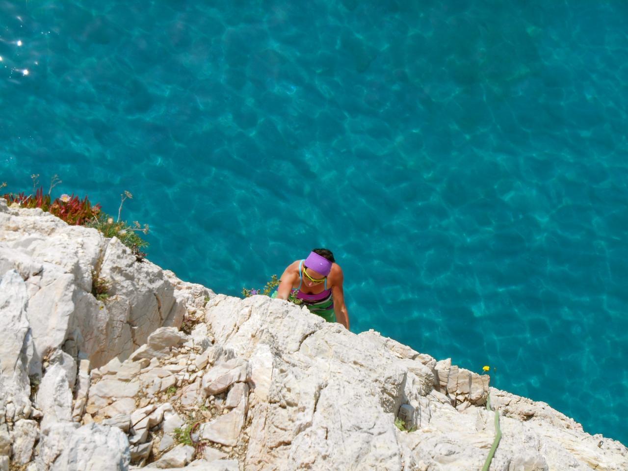 A picture from Capo Noli by Lucia Prosino