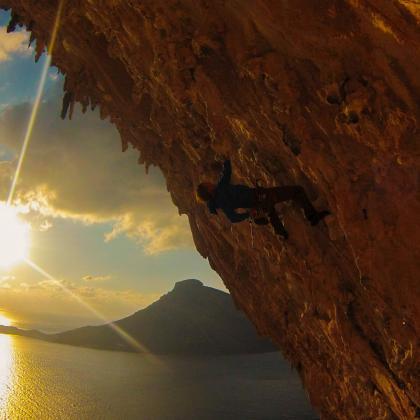 Kalymnos - Grande Grotta by Markus Kraberger