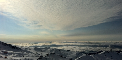 A picture from Sierra Nevada by Alberto Llerena