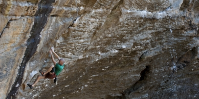 A picture from The Red River Gorge (RRG) by Kris Hampton