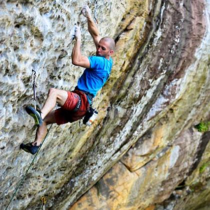 The Red River Gorge (RRG) by Kris Hampton