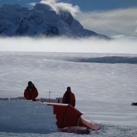 northern patagonian icefield by Robert Tadina