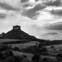Morro do Cuzcuzeiro by Erike Fusiki