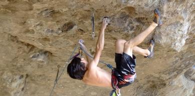 A picture from La Cueva del Penitente by carlos vargas