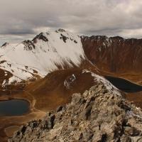 Volcan Nevado de Toluca by Cid Mex