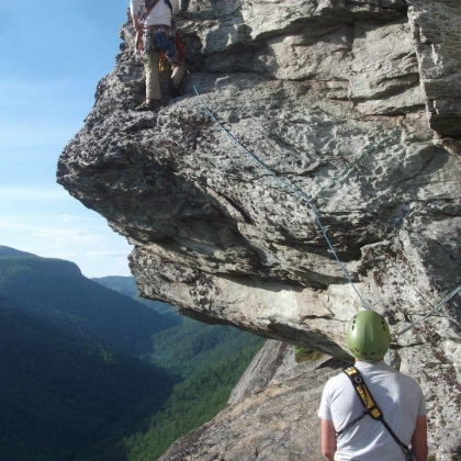 Linville Gorge, NC by Patrick Weaver