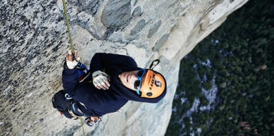 A picture from El Capitan by Ray Demski