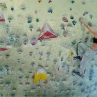 Mountex Boulder Club by Csilla Mezei
