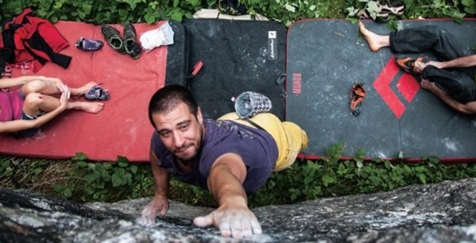 BoulderUp the new App about Bouldering in Guess Where