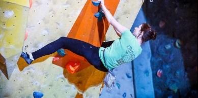 A picture from Tarnogaj Wroclaw Climbing Gym by Małgorzata Rbg-Mcszk