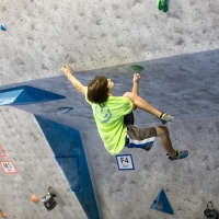 Focus Climbing Center, AZ by Megan Abshire