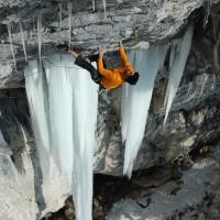 Schleier Wasserfall by Edelrid