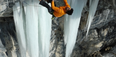 A picture from Schleier Wasserfall by Edelrid