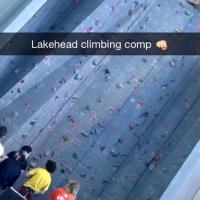 Lakehead University Wall by Zach Watson