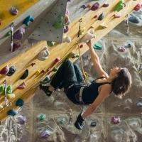 Tarnogaj Wroclaw Climbing Gym by Wojciech Komada