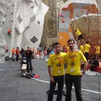 Edinburgh Indoor Climbing Arena (EICA), Ratho by Anderson Gouveia