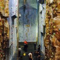 Newcastle Climbing Centre by Ivan Cairns