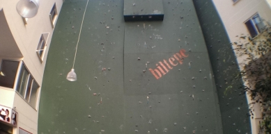 A picture from Biltepe Climbing Wall by Umut Z.