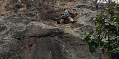 A picture from Hidden Rock Margalla Hills by Shehryar Khattak