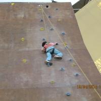 Ibex Club Climbing Arena by Shehryar Khattak