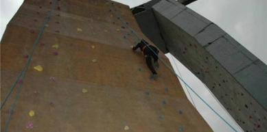 A picture from Ibex Club Climbing Arena by Osama Ktk