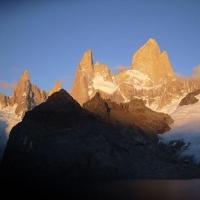 Cerro Chaltén / Fitz Roy by Jean-philippe Dominguez