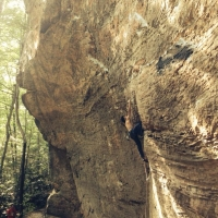 The Red River Gorge (RRG) by Felipe Montoya