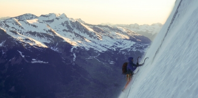 A picture from Eiger by Jan Zahula