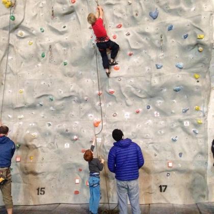 Edinburgh Indoor Climbing Arena (EICA), Ratho by sara campana