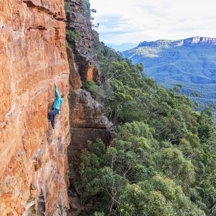 Blue Mountains National Park by Michael Evans