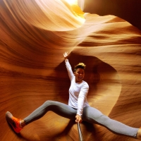 Antelope Canyon by XSories