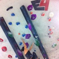 E4 Kletterhalle by Julia Cabral
