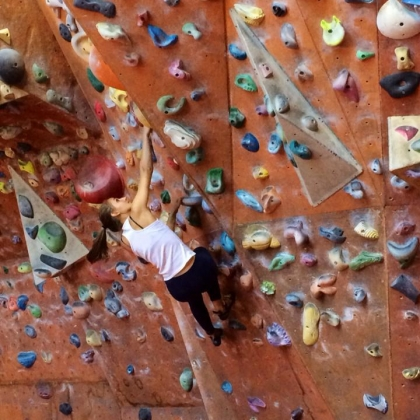ClimbNSA by Joanna Ivanova