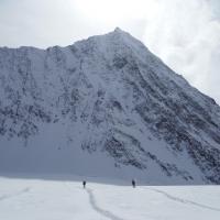 Chugach Mountains by Robert Tadina