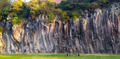 Mt. Eden Quarry by Thomas Hermann