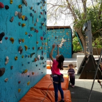 גקו קיר שגיא - Gecko Climbing by Yuval Raz Romeo