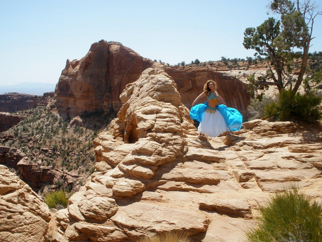 A picture from Arches National Park by Diana Martirosova