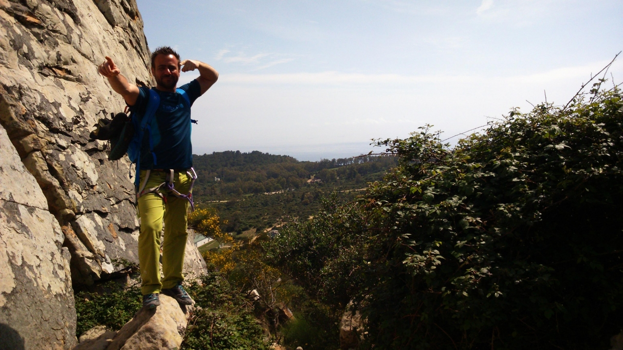 A picture from Tarifa, San Bartolo by johnathan caldana