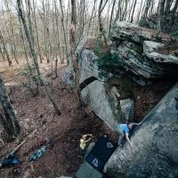 Little Rock City / Stone Fort by Cody Grodzki
