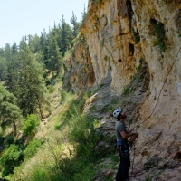 shilat cliff by Idan Benik