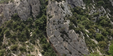 A picture from Dentelles de Montmirail by Perrine Hériot
