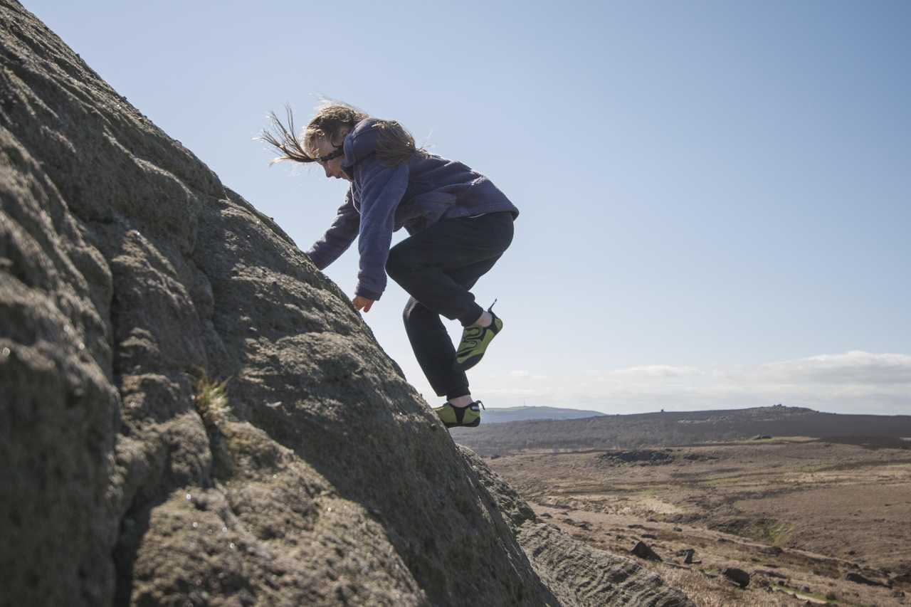 A picture from Burbage South, UK by Lisa Grant