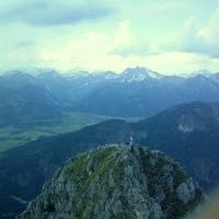 Aggenstein, Austria by Nicolas Binder