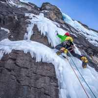 French Roast, Stanley Headwall, BC by John Price