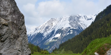 A picture from Zillertal Kaseler Alm by Jennifer Ziegler