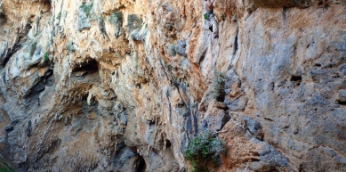 A picture from Kalymnos - Sikati Cave by Orso Bruce