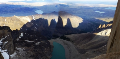 A picture from Torres del Paine by Fede Ruffini