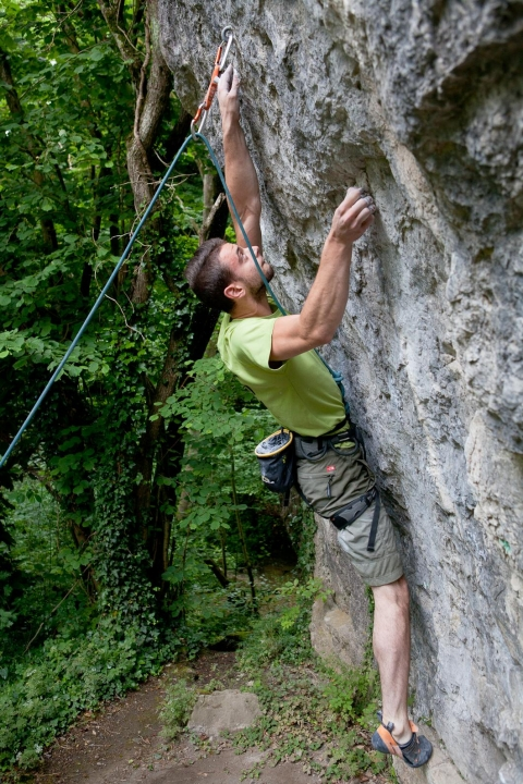 A picture from Rocher de Calvaire - Bomal by Tom Haber