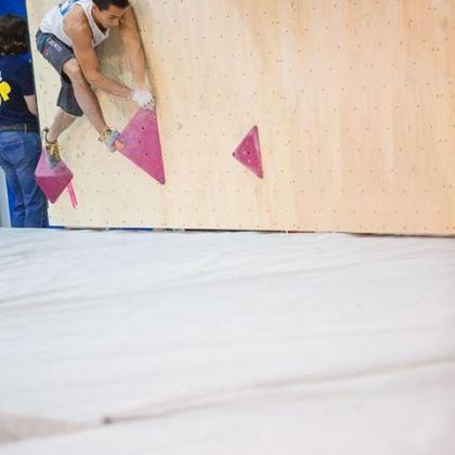Joe Rockhead\'s Indoor Rock Climbing by Sean McColl